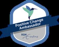 Badge RSM MOOC Driving business towards the SDGs