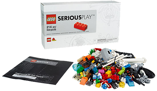 LEGO SERIOUS PLAY Starter Kit