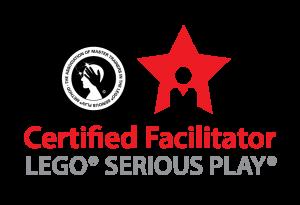 Logo Certified LEGO SERIOUS PLAY facilitator