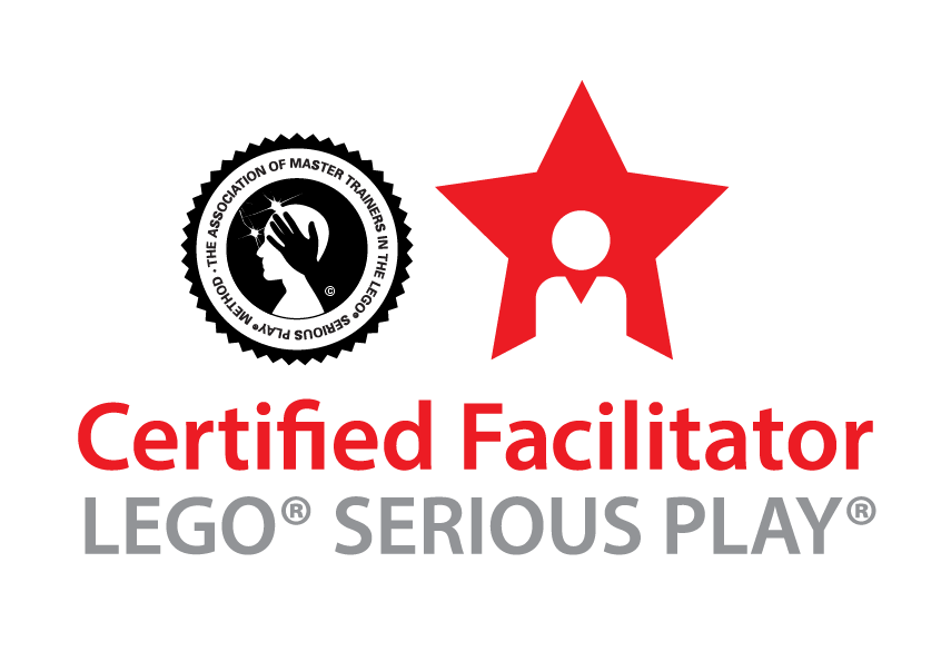 Logo Association of Master Trainers in the LEGO SERIOUS PLAY Method