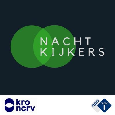 Logo Nachtkijkers (NPO Radio 1)