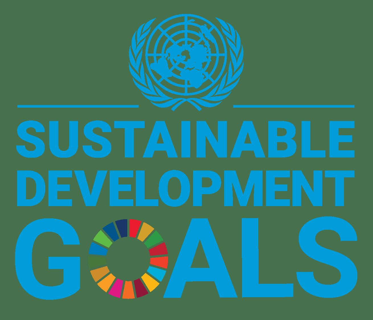 Sustainable Development Goals United Nations logo